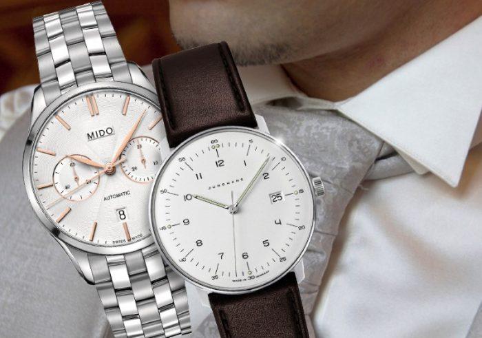Morgengabe: Geschenkidee eine Uhr von Mido