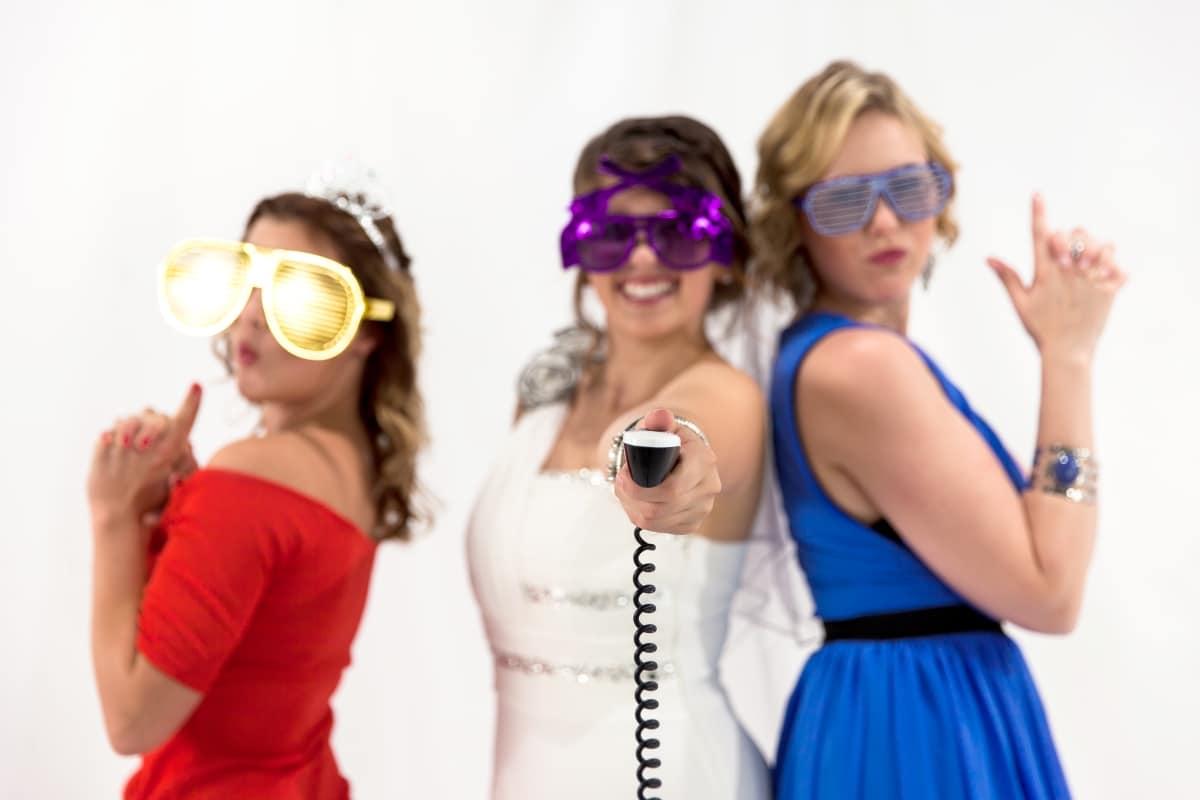 Trauzeuge Geschenkidee Fotobox zur Hochzeit