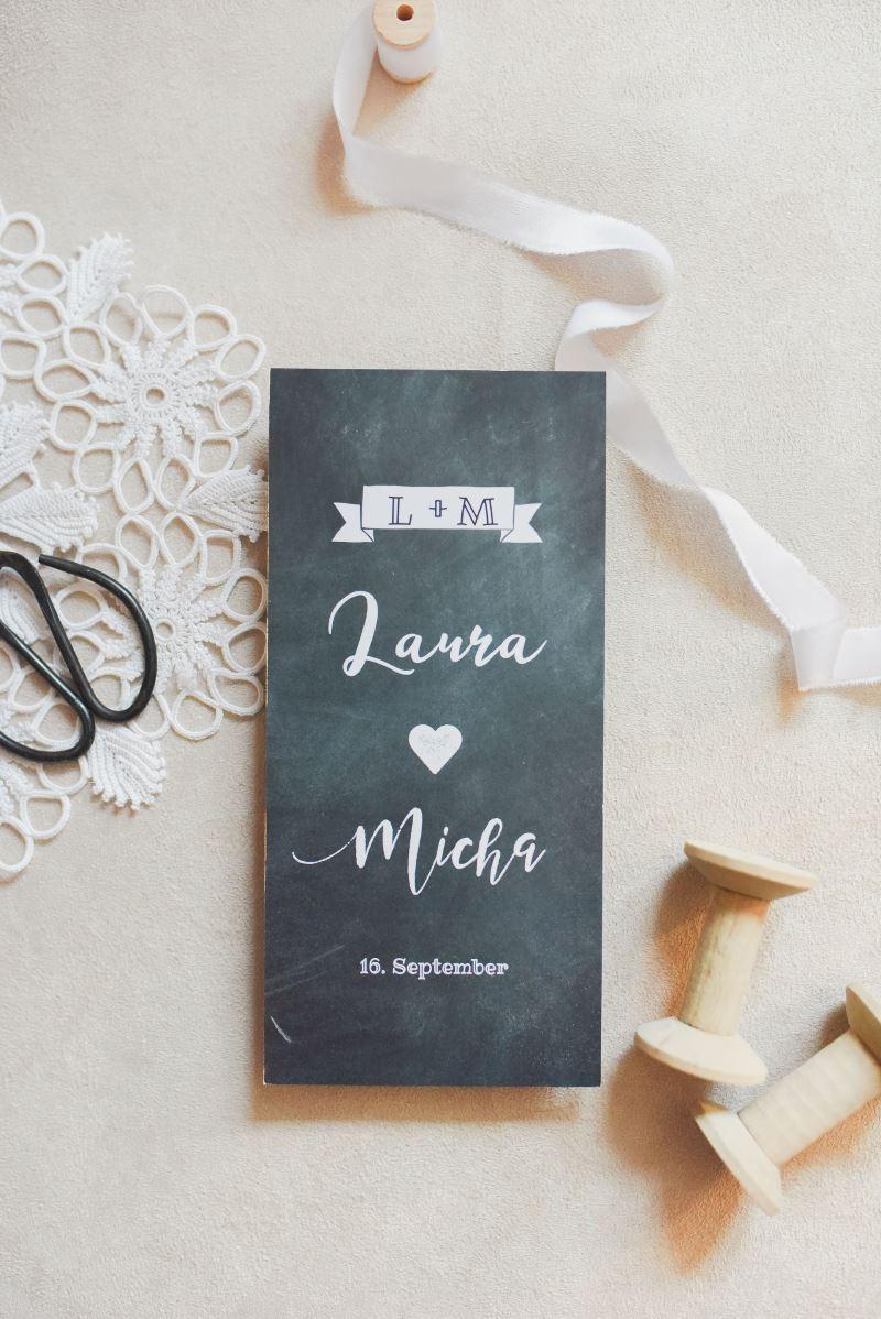 Brautmesse - Vintage Trend - Hochzeitskarten